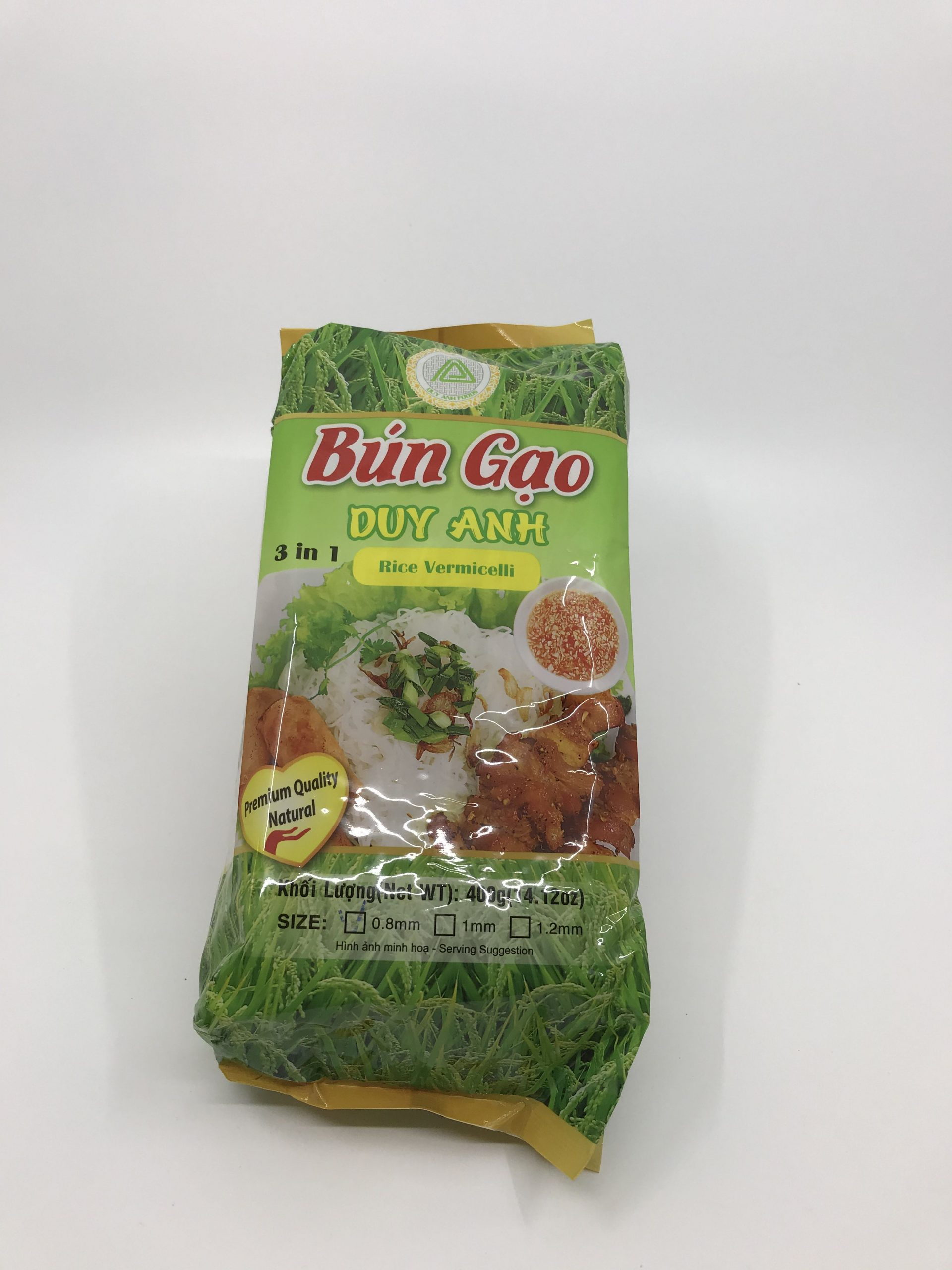 Rice noodle (bun gao) Duy Anh brand