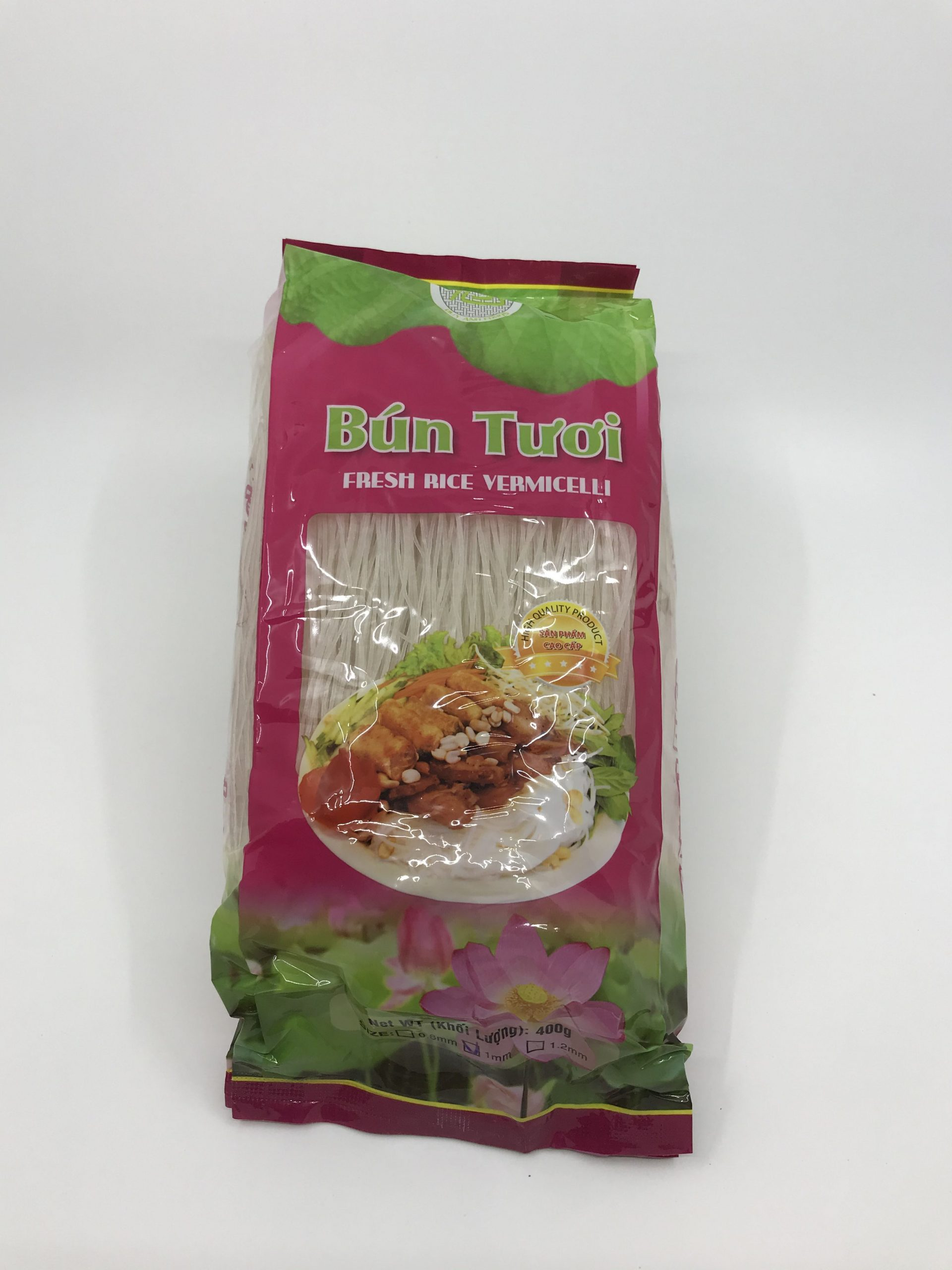 Rice noodle (bun tuoi) Duy Anh brand