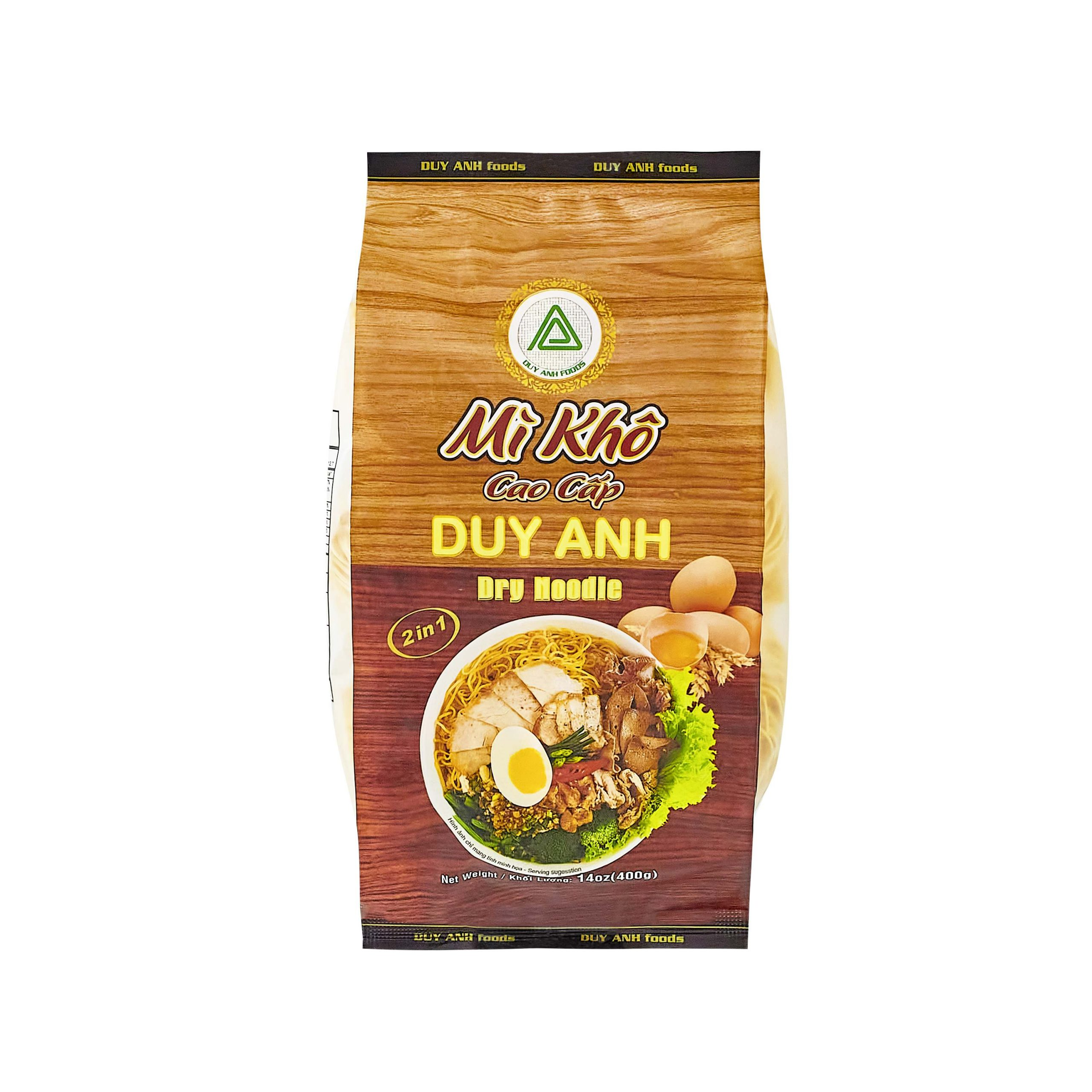 """Wheat noodle """"egg noodles"""" Duy Anh brand"""